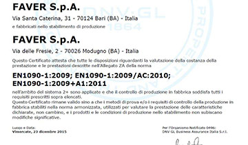 ISO 1090-1:2009